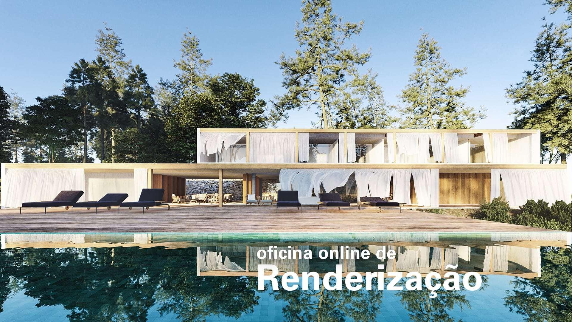 Oficina de Renderização Online